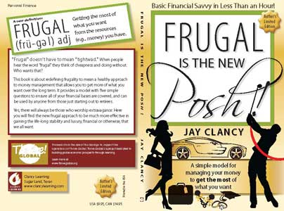 Frugal Is the New Posh!
