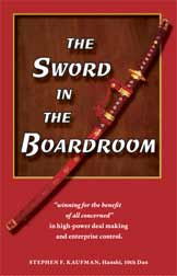Cover Sword in the Boardroom